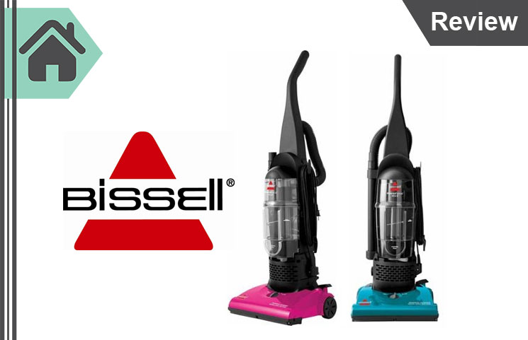 Bissell Powerforce Helix Bagless Upright Vacuum