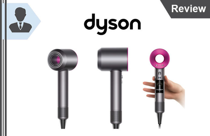 Dyson Supersonic Hair Dryer Review Intelligent Haircare