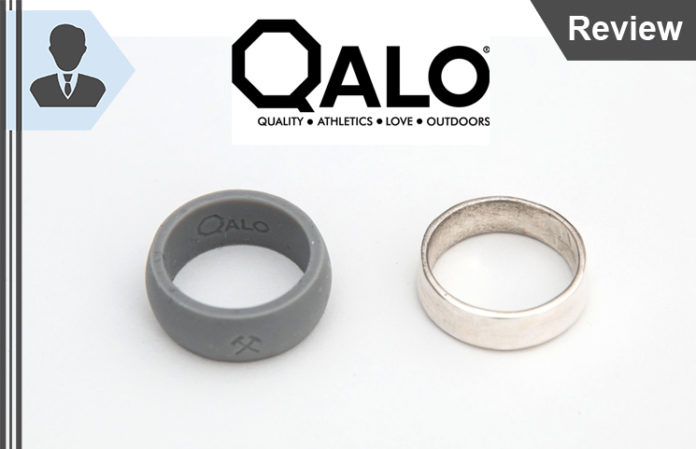 Qalo Review Convenient Durable Silicone Wedding Rings