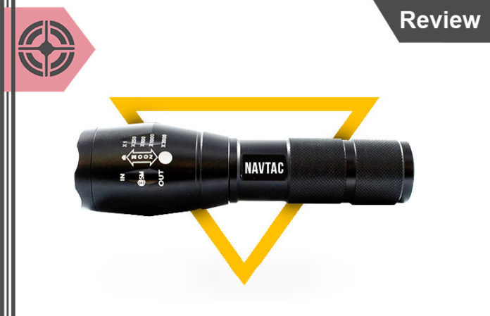 NavTac Flashlights